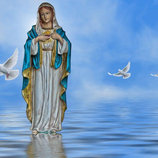Virgen del barrio