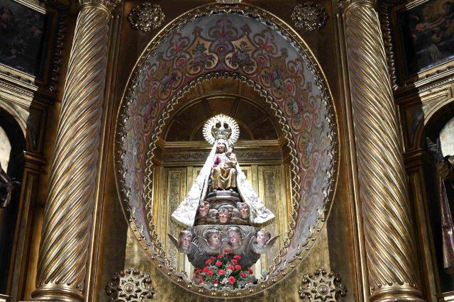 La Virgen de los Milagros