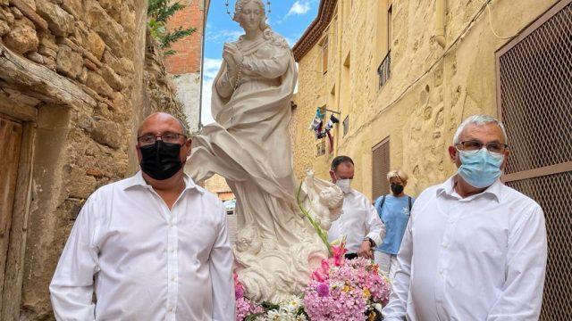Recibimiento de la Virgen de Éfeso